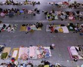 Más de 300 muertos en inundaciones en China