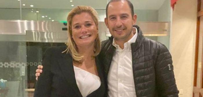 Ingresa Maru Campos a hospital para atenderse del Covid