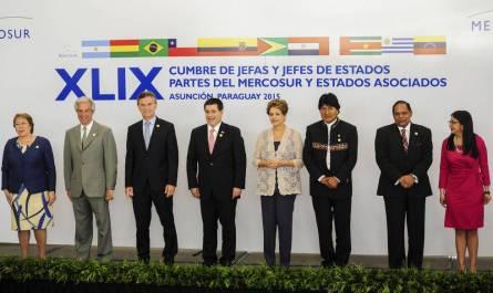 Cumbre-Mercosur