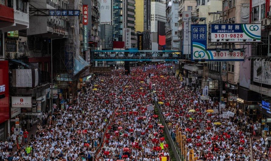 "Camilo Bello: ""Poco a poco Hong Kong se ha venido convirtiendo en China"""