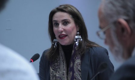 Soledad García Muñoz, Relatora Especial de la REDESCA de la CIDH Foto: Archivo.