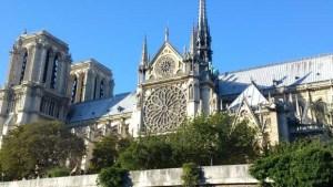 Notre Dame Gotica