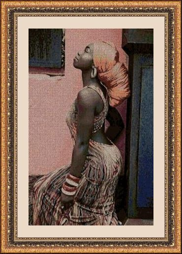 CULTURA AFRICANA 30317