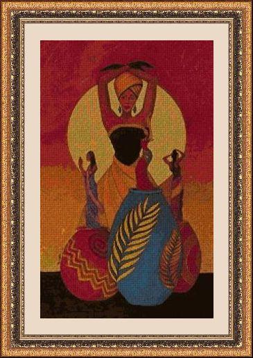 CULTURA AFRICANA 30314