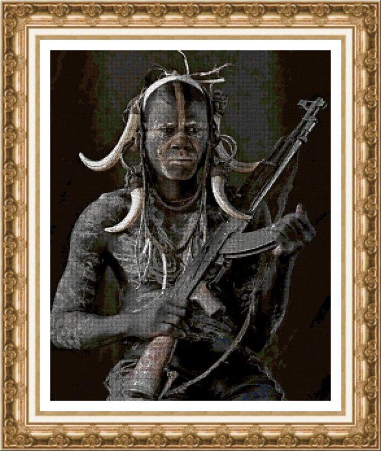 Etnicos y Tribus 1750