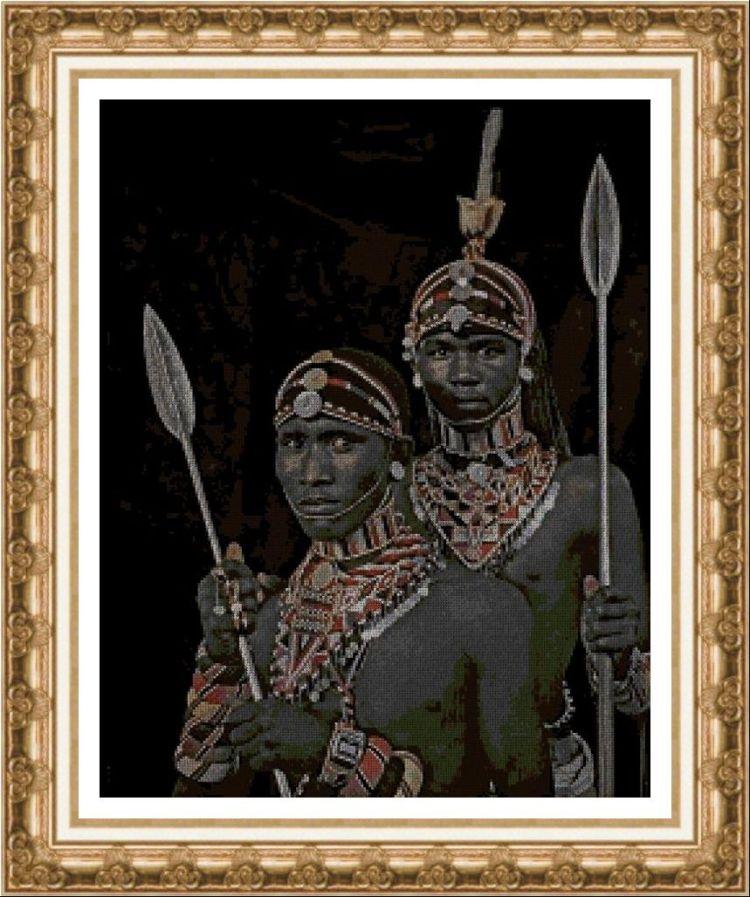 Etnicos y Tribus 1811