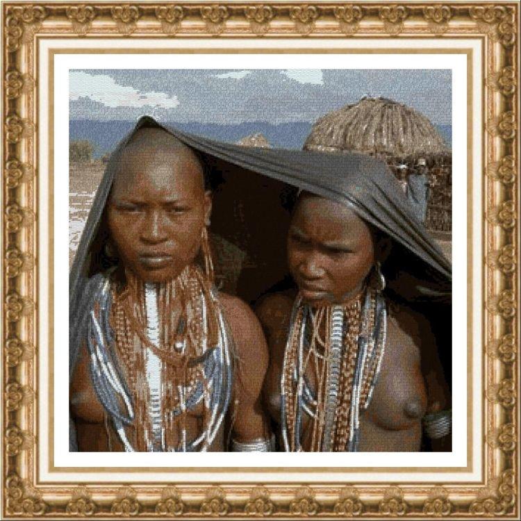 Etnicos y Tribus 1840