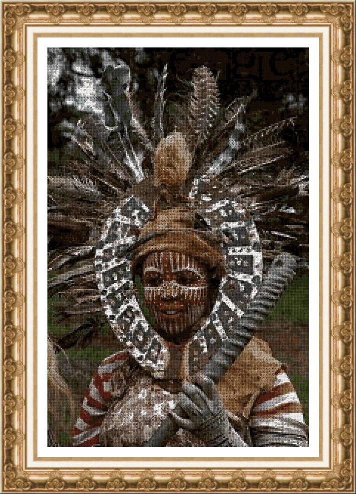 Etnicos y Tribus 1845