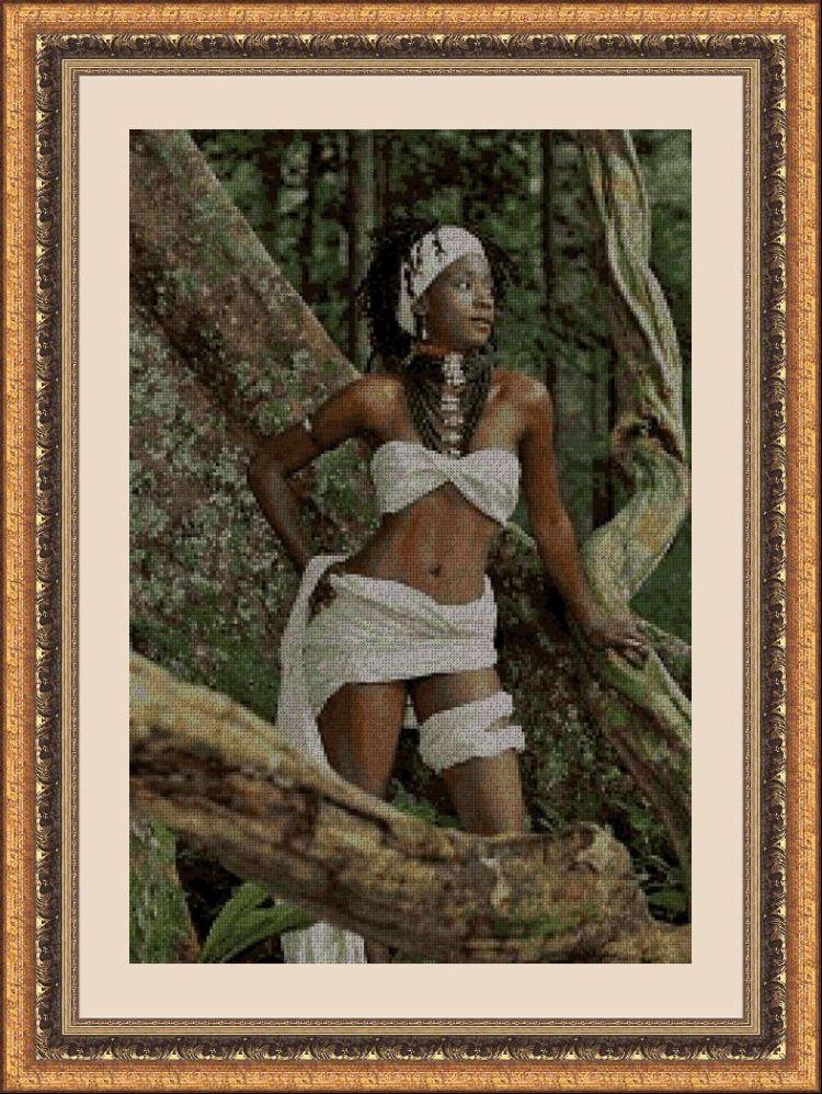 Etnicos y Tribus 1850