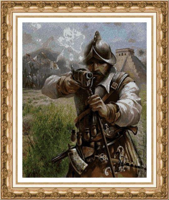 Militares y Belicos 1616