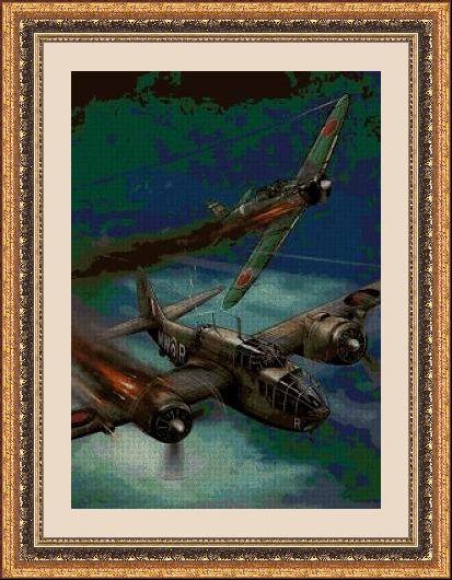 Militares Aeronaves y Barcos 1192 1
