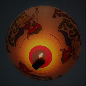 Ballonfahrt Doris