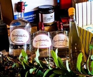 Bottles at Bay Leaves Larder