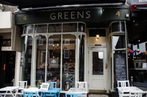 Greens Bar and Kitchen
