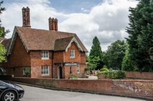 Hiltonbury Farmhouse