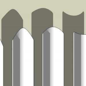 Detail Gouge Vs Spindle Gouge