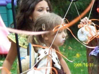 2009 Kids Halloween Party
