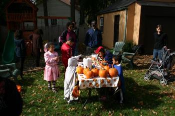 2010 Kids Halloween Party