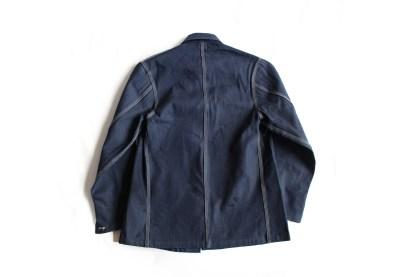 carhartt 8C indigo denim chore coat 2