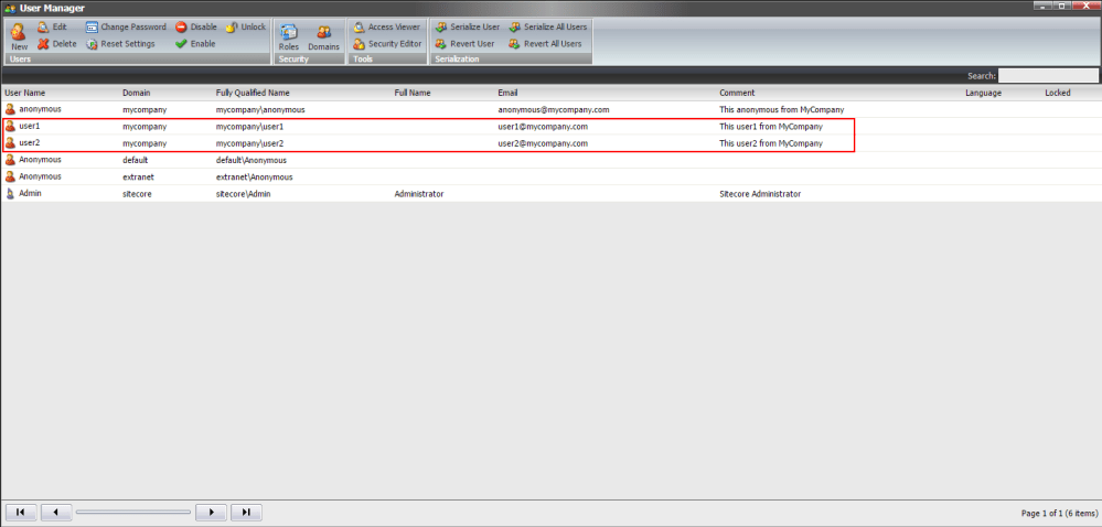 How to Create - Sitecore Custom  Membership Provider (1/2)