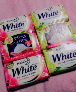 KAOWhite 石鹸