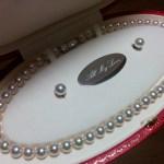 冠婚葬祭用の真珠ネックレスのセット購入につき悩んだこと。