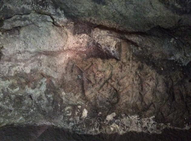 手宮洞窟 シャーマン信仰