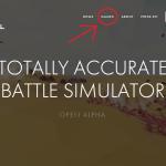 【Totally Accurate Battle Simulator】公式サイトからアルファ版、無料ダウンロード