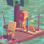 【LastWood】二人で生き抜く水上サバイバルゲーム!無料ダウンロード方法