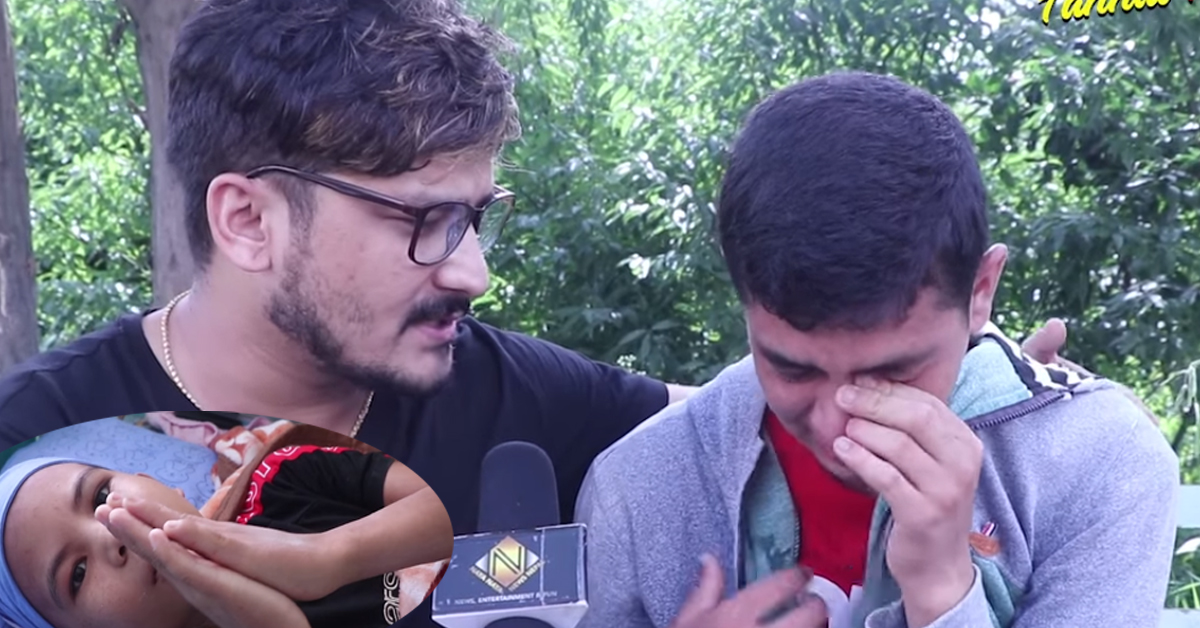 आमा बुवाले छोडे, दाजुभाईको बिचल्ली, शिसिर पुग्दा भक्कानिए (भिडियो)