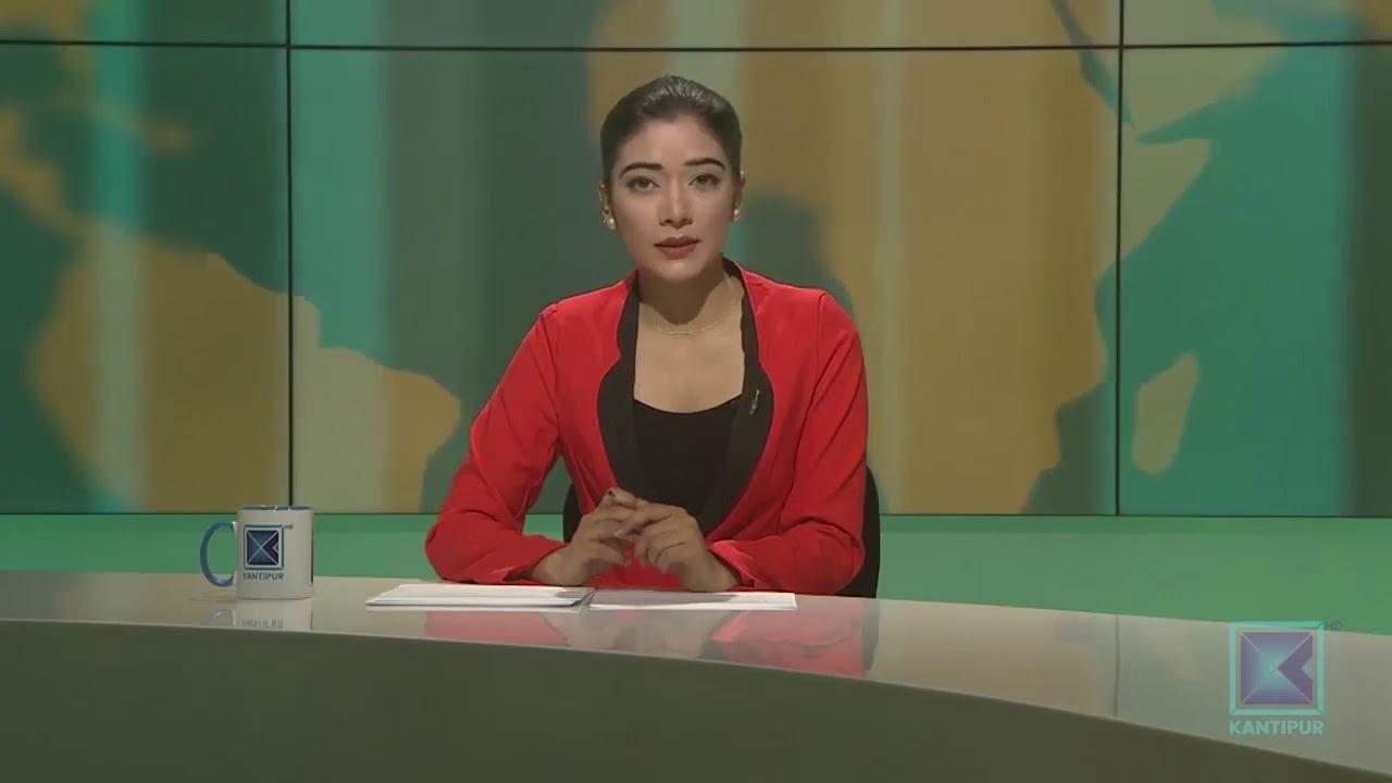 कान्तिपुर टिभीमा रिपोर्टकै बिचमा- 'आम्मामा.. तीन अर्बमा कति खायो होला ! (भिडियो)