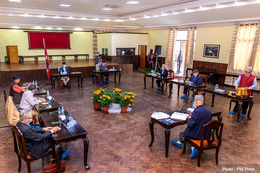 विदेशी बुहारीलाई ७ वर्षपछि मात्रै अंगीकृत नागरिकता दिने नेकपाको निर्णय