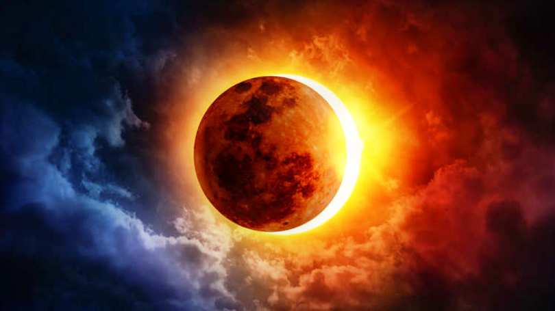 असार ७ गते अहिलेसम्म कै लामो 'सूर्यग्रहण' लाग्दै, यी ८ राशिलाई उच्च प्रभाव