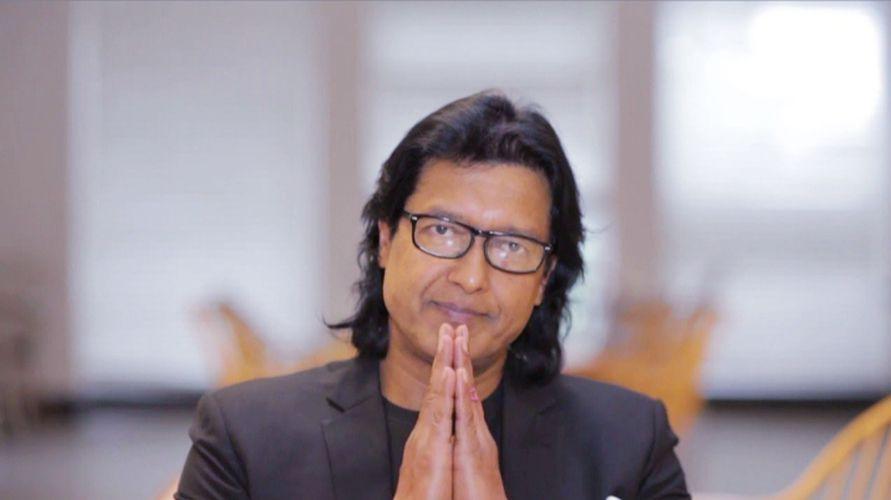 राजेश हमालले टेलिभिजन कार्यक्रम 'जातको प्रश्न' ल्याउँदै…