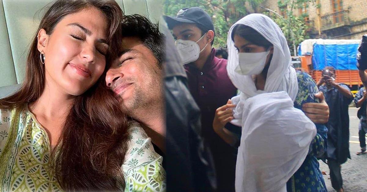 रियाविरुद्ध सीबीआइले गर्यो एफआइआर दर्ता, रिया बयान दिन पुगिन् इडी कार्यालय