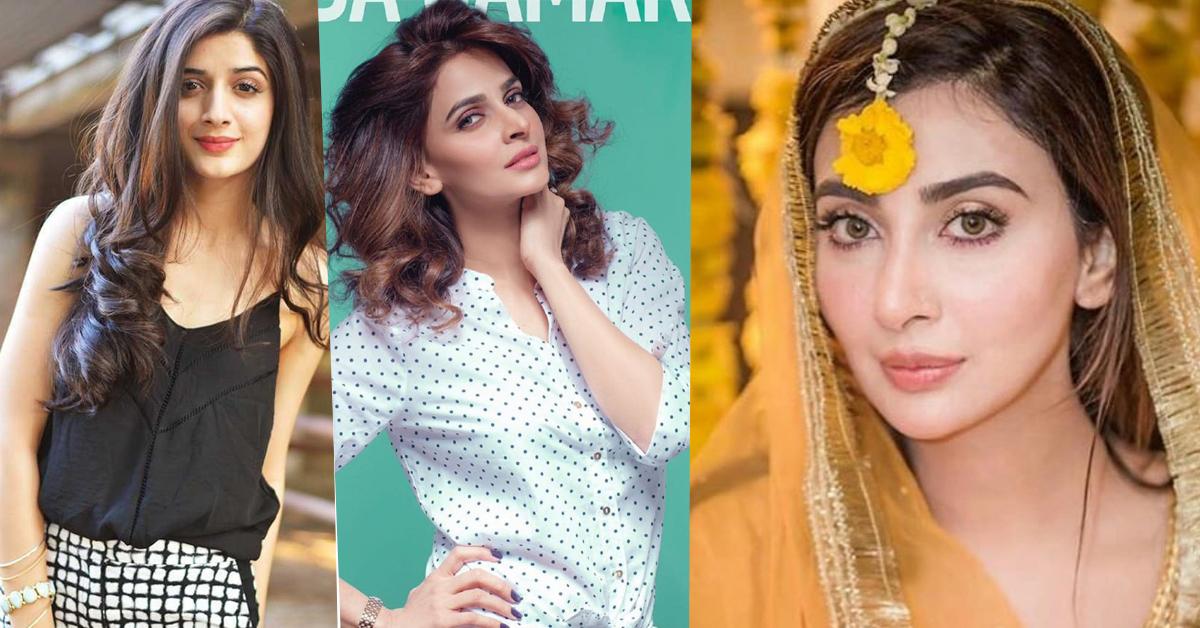 पाकिस्तानका यी ८ सुन्दरी अभिनेत्री