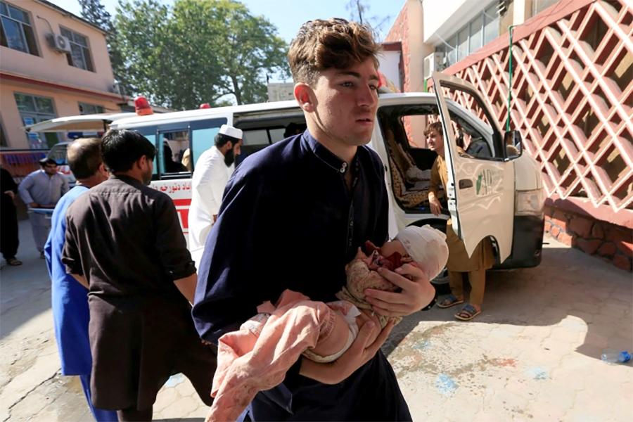 युद्धमा परी २०२० मा अफगानिस्तानमा दुई हजारभन्दा बढीको मृत्यु