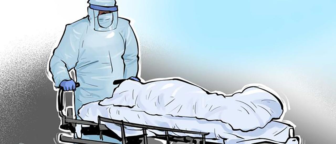 पोखरामा ४ जना सहित थप ७ संक्रमितको मृत्यु