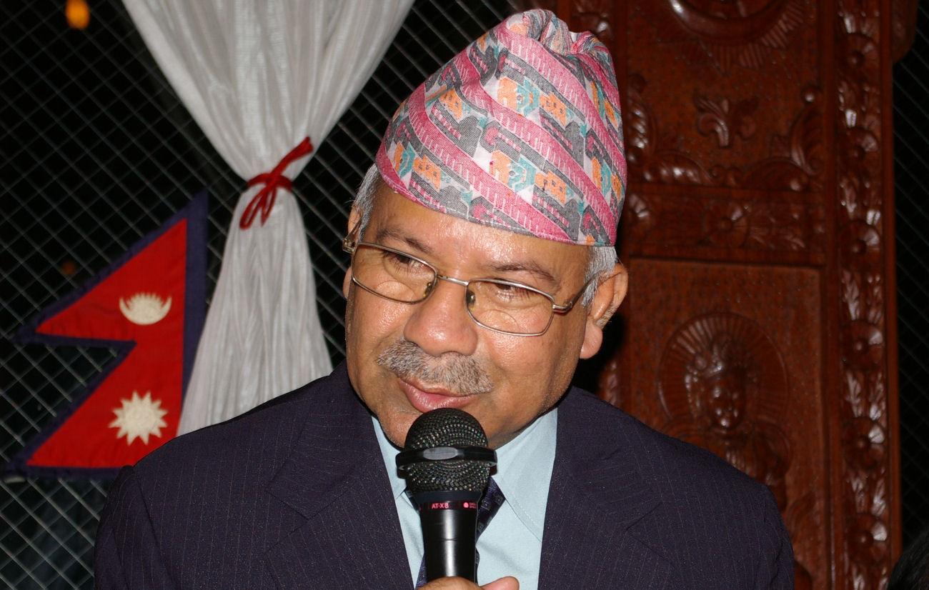 माधव नेपाल बने नेकपाका अध्यक्ष