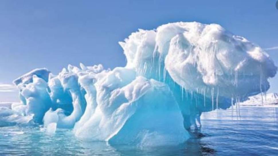 अन्टार्कटिकाबाट विशाल बरफको पहाड टुक्रिएपछि वैज्ञानिकले दिए चेतावनी !