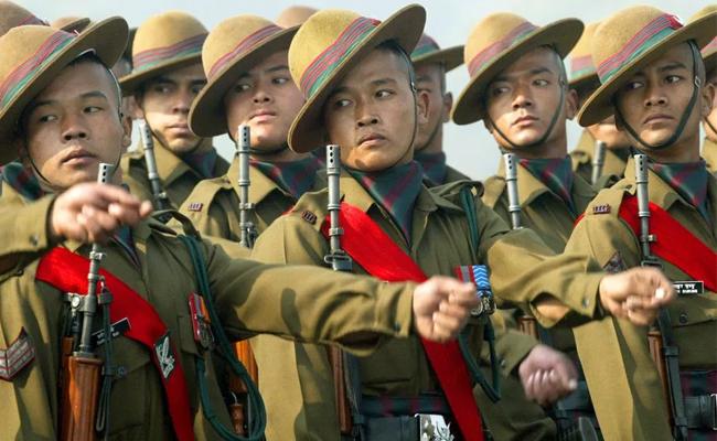 इण्डियन आर्मी 'गोर्खा सैनिक'मा भर्ती खुल्यो (सूचनासहित)