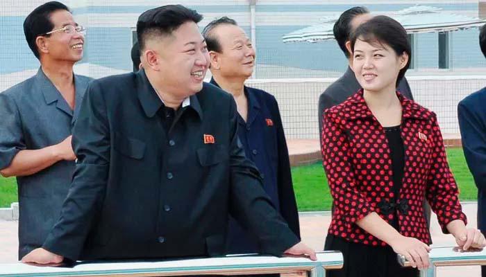 उत्तर कोरियाली नेता किम जोंग उनकी श्रीमती 'रि सोल' बेपत्ता !