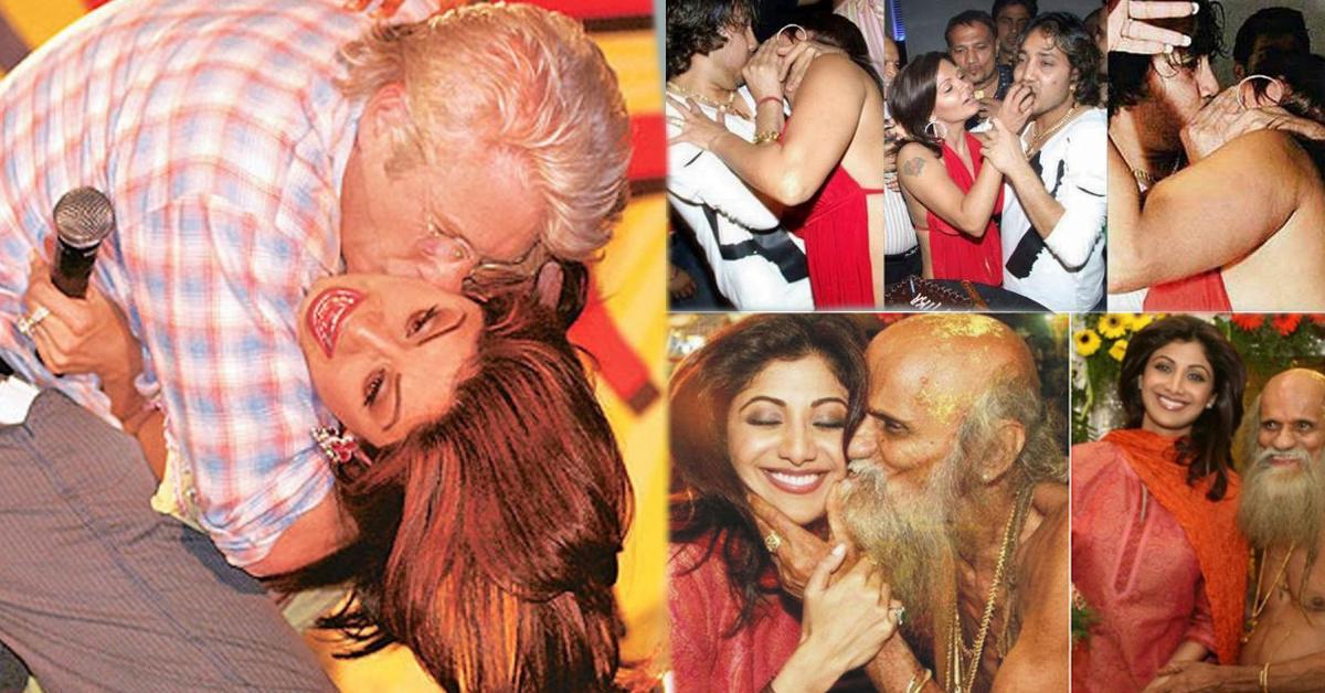 बलिउडका ७ चर्चित चुम्बनः विवादित बनेका थिए यी अभिनेत्री