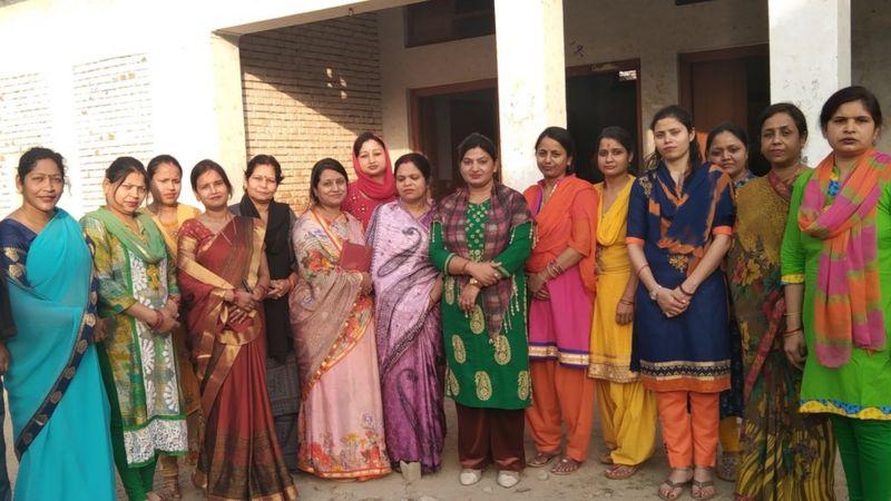 भारतीय छोरी, नेपालकी बुहारीको नेपाली भाषा मोह