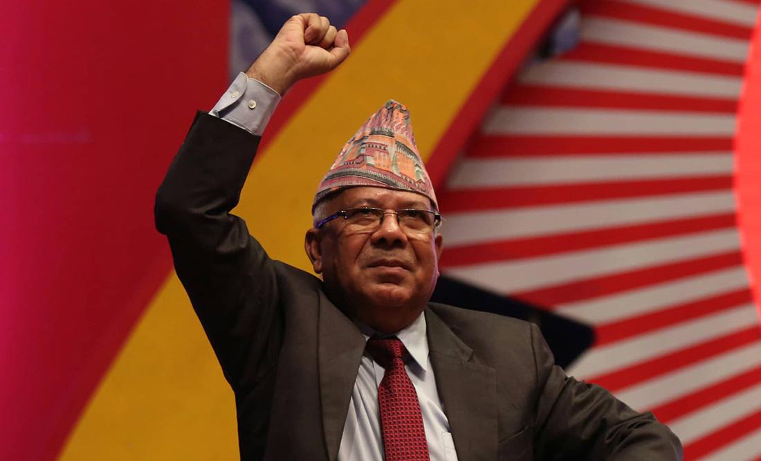 एमालेभित्र समानान्तर कमिटी बनाउने नेपाल समूहको घोषणा
