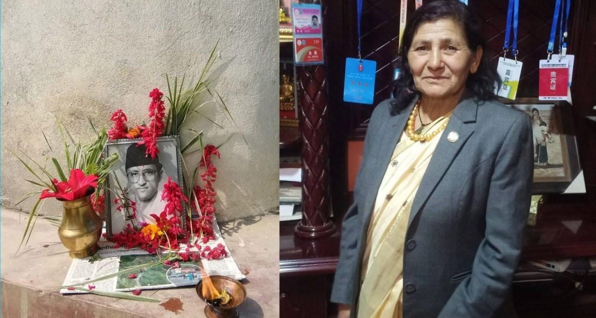 जिवराज आश्रित पत्नी ज्ञवाली ओलीलाई छाडेर प्रचण्ड-नेपाल समूहमा