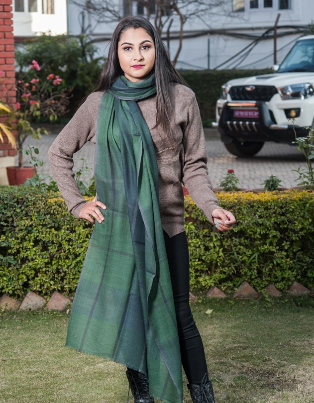 Cashmere Scarves and Shawls