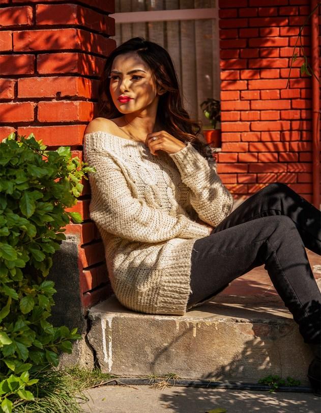 Cashmere Sweater Nepal
