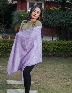Jacquard Scarves for Women
