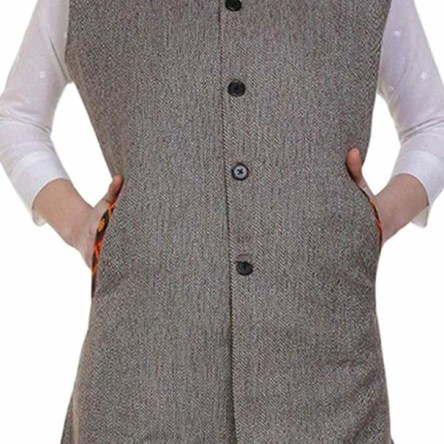 HimalayanKraft Kullu Woolen Winter Wear Long Jacket for Women, Girls